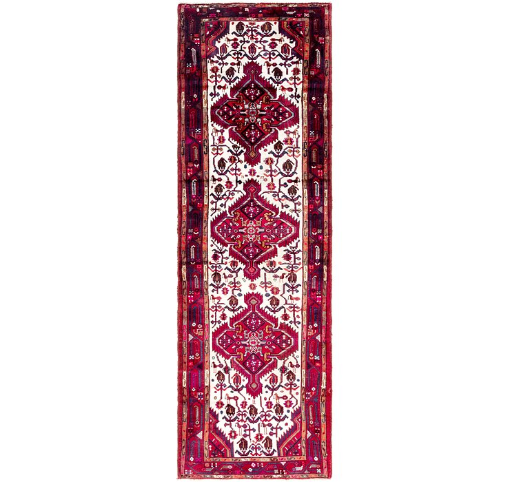 2' 10 x 9' 5 Darjazin Persian Runner...