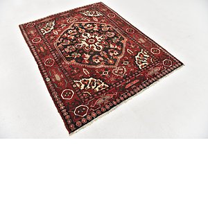 Link to 163cm x 205cm Bakhtiar Persian Rug item page