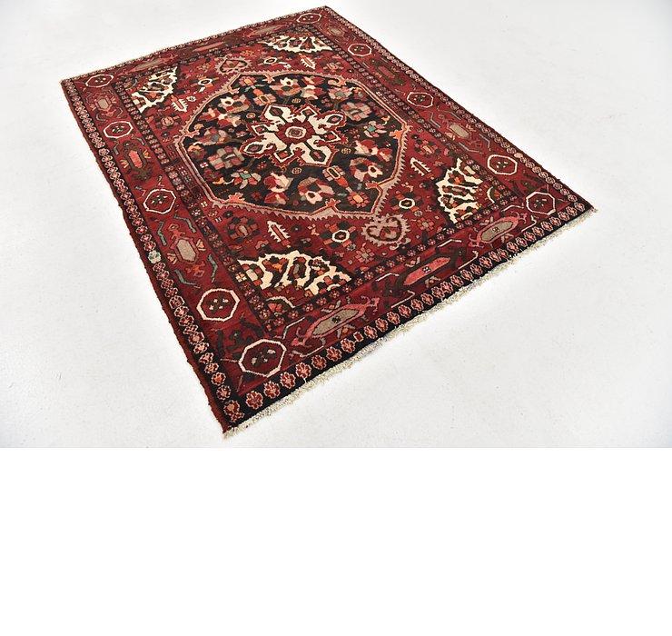 5' 4 x 6' 9 Bakhtiar Persian Rug