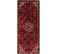 Link to 117cm x 292cm Hossainabad Persian Runner Rug