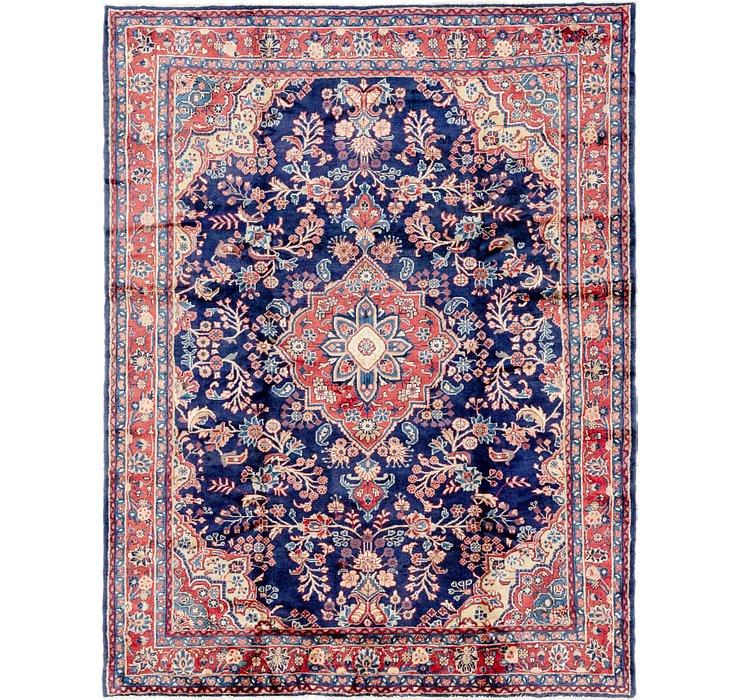 7' 6 x 9' 4 Farahan Persian Rug