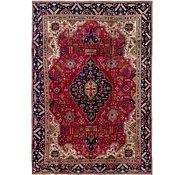 Link to 230cm x 335cm Tabriz Persian Rug