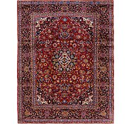Link to 8' x 10' 2 Kashan Persian Rug