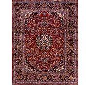 Link to 245cm x 310cm Kashan Persian Rug