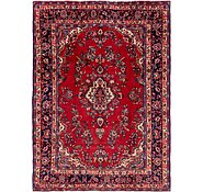 Link to 8' x 11' Hamedan Persian Rug