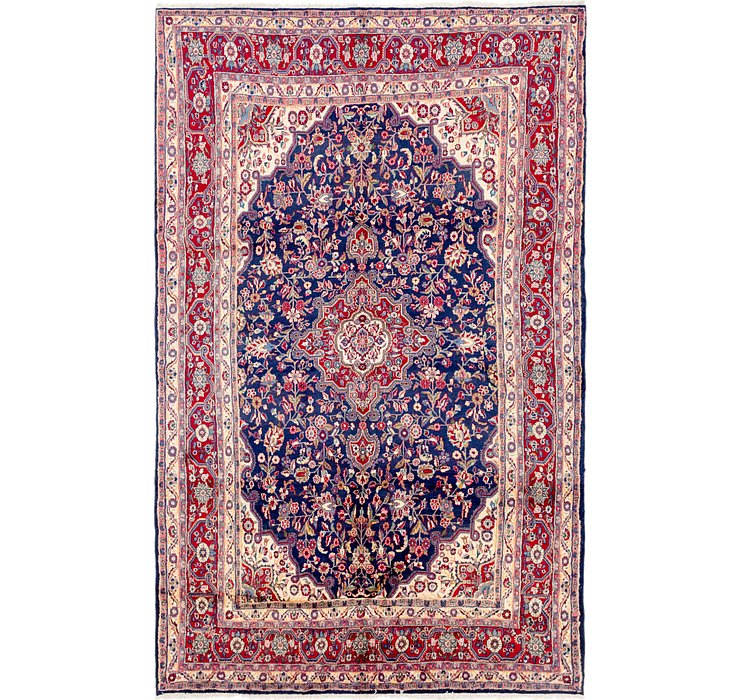 7' x 11' 3 Shahrbaft Persian Rug