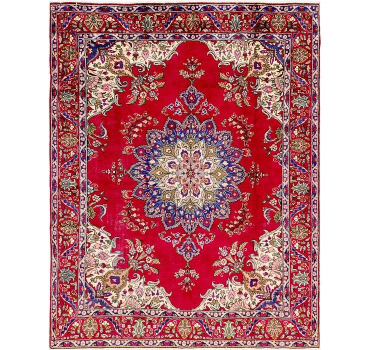 8' 6 x 11' Tabriz Persian Rug