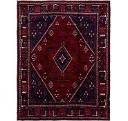 Link to 9' 6 x 12' Joshaghan Persian Rug