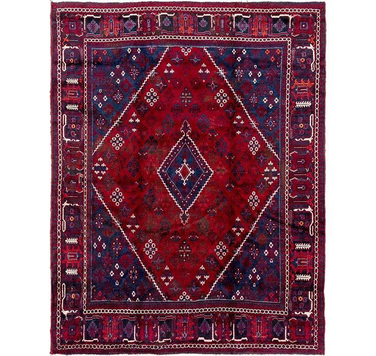 9' 6 x 12' Joshaghan Persian Rug
