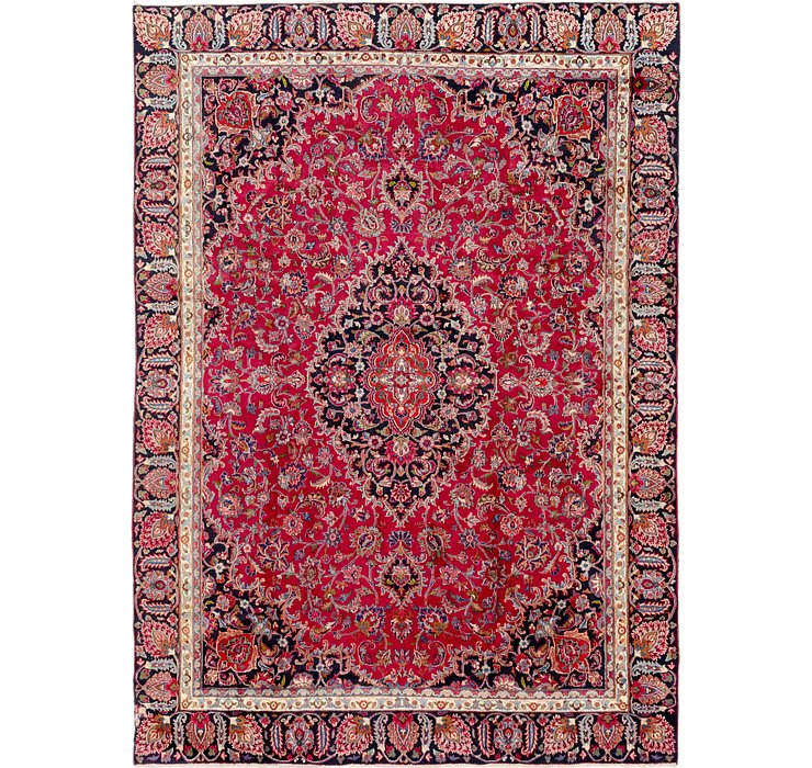 8' 7 x 11' 10 Mashad Persian Rug
