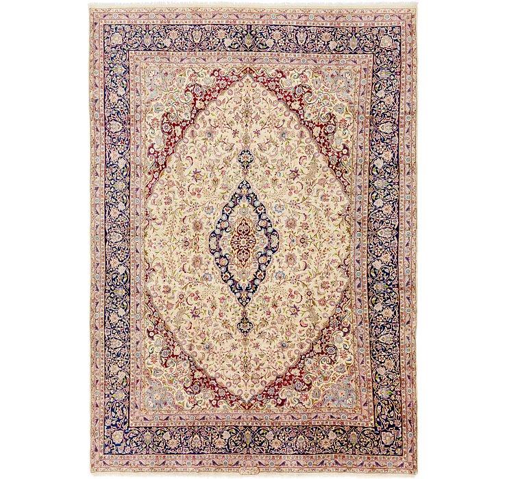9' 10 x 14' 3 Kerman Persian Rug