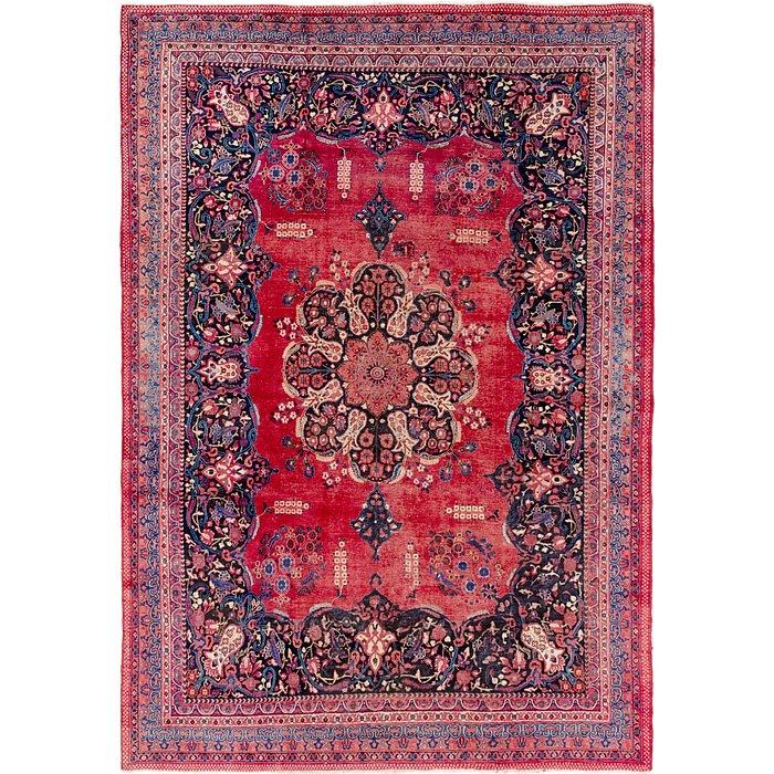 9' x 12' 7 Bidjar Persian Rug