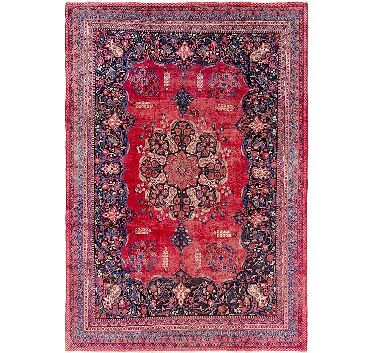 275cm x 385cm Bidjar Persian Rug