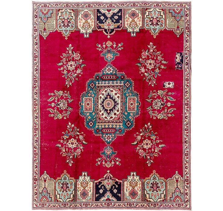 7' 9 x 10' 4 Tabriz Persian Rug