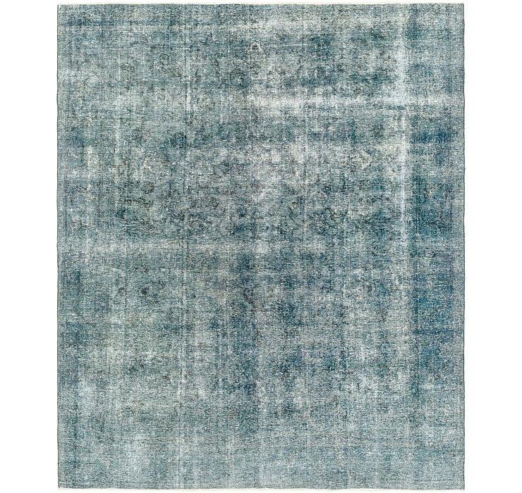 10' x 12' Ultra Vintage Persian Rug