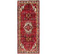 Link to 115cm x 297cm Hossainabad Persian Runner Rug