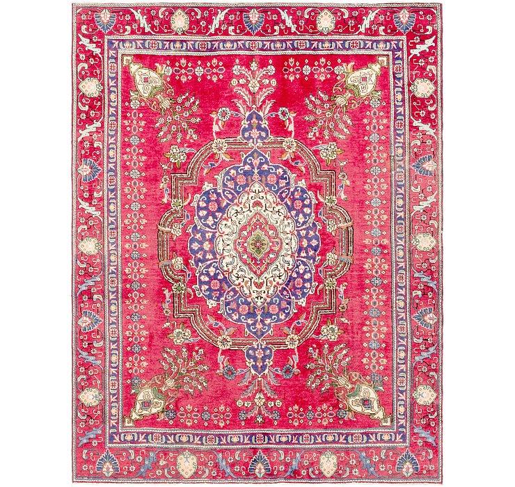 7' 10 x 10' 6 Tabriz Persian Rug