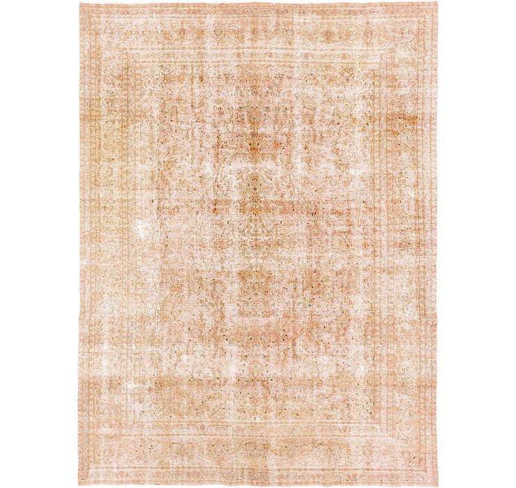 9' 5 x 12' 8 Ultra Vintage Persian Rug