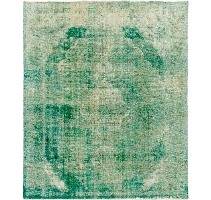 8' x 9' 7 Ultra Vintage Persian Rug