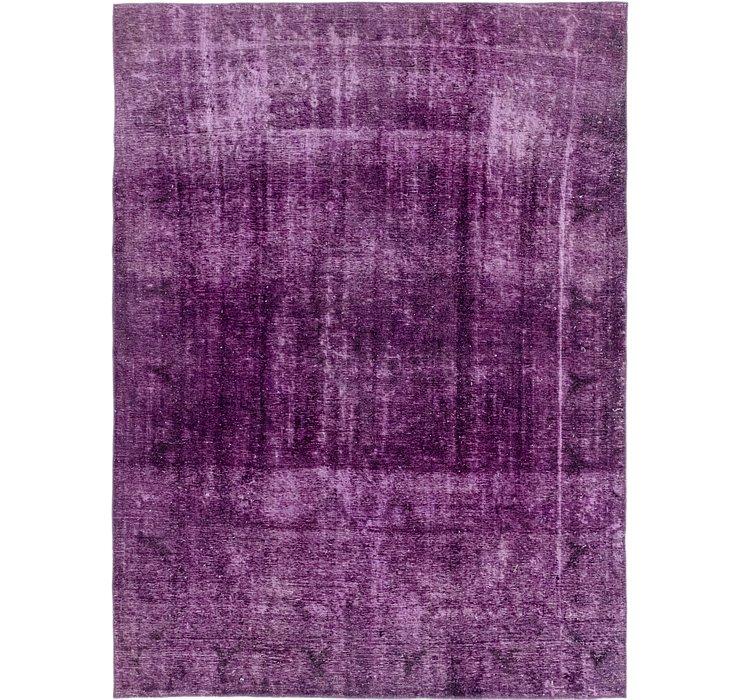 7' 10 x 10' 8 Ultra Vintage Persian Rug