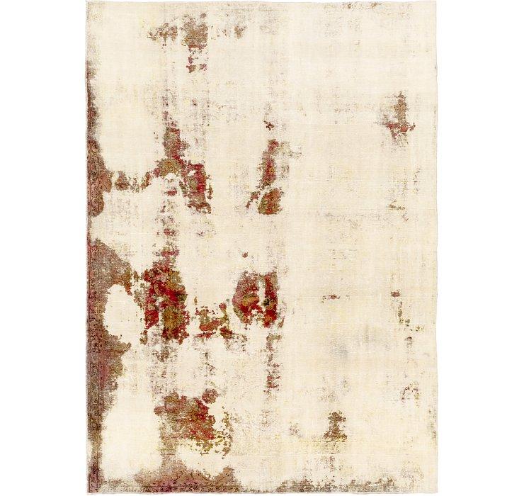 257cm x 353cm Ultra Vintage Persian Rug