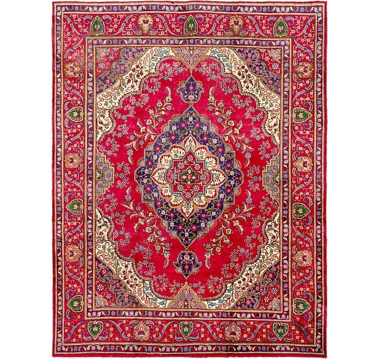 9' 8 x 12' 8 Tabriz Persian Rug