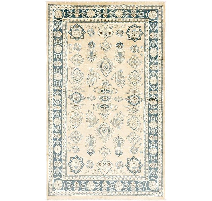 9' 10 x 16' 3 Meshkabad Persian Rug