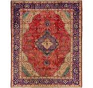 Link to 10' 2 x 12' 10 Tabriz Persian Rug