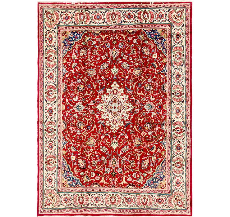 9' 8 x 13' 3 Mahal Persian Rug