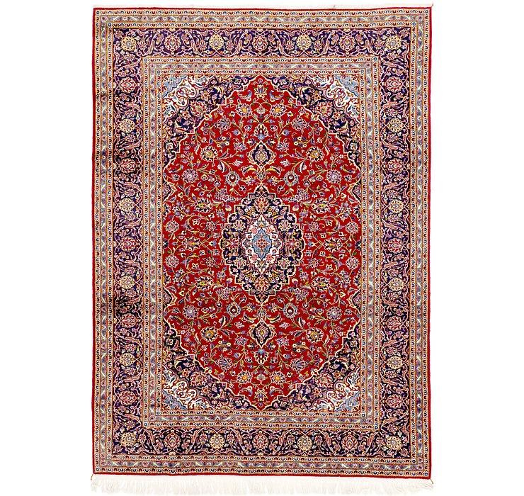 8' 3 x 11' 5 Kashan Persian Rug