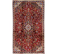 Link to 5' 8 x 9' 5 Kashan Persian Rug