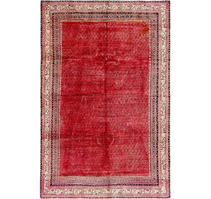 6' 5 x 10' Botemir Persian Rug