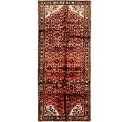 Link to 3' 7 x 8' 4 Hossainabad Persian Runner Rug