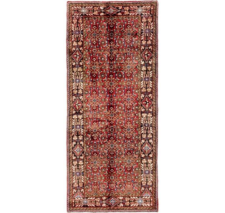 3' 9 x 8' 7 Shahsavand Persian Runn...