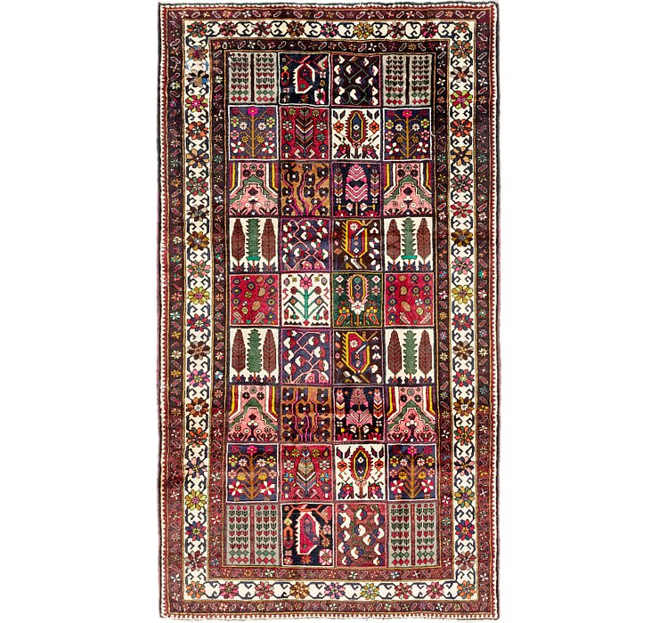5' 6 x 10' Bakhtiar Persian Runner...
