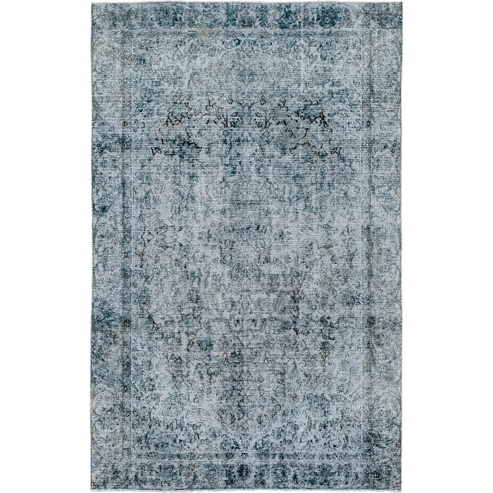 6' 2 x 9' 8 Ultra Vintage Persian Rug