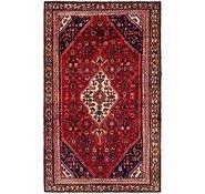 Link to 6' x 9' 7 Hamedan Persian Rug