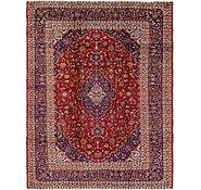 Link to 9' 7 x 12' 4 Kashan Persian Rug