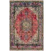 Link to 195cm x 300cm Tabriz Persian Rug