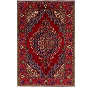 Link to 6' 6 x 10' 3 Tabriz Persian Rug
