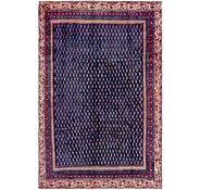 Link to 5' 9 x 9' Farahan Persian Rug