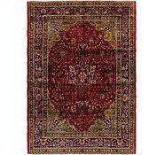 Link to 200cm x 290cm Tabriz Persian Rug