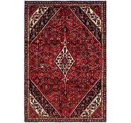 Link to 6' 8 x 9' 10 Hamedan Persian Rug