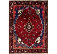 Link to 7' x 9' 8 Hamedan Persian Rug