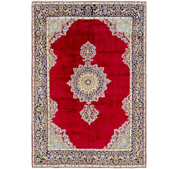6' 10 x 10' Kerman Persian Rug