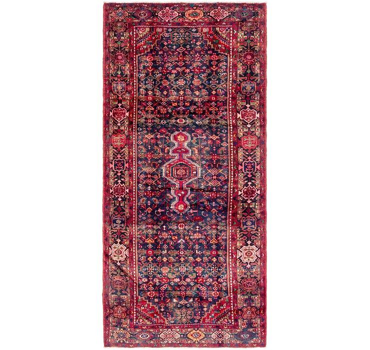 5' x 11' Shahsavand Persian Runn...