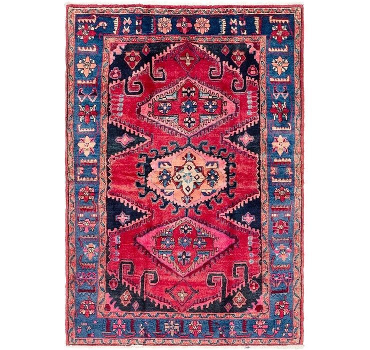 4' 10 x 7' 7 Viss Persian Rug