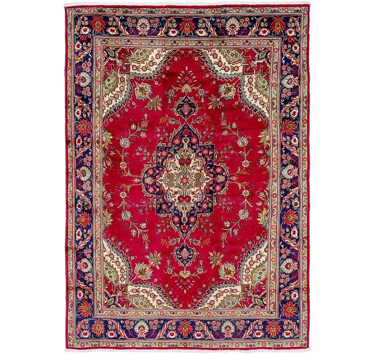 8' 3 x 12' Tabriz Persian Rug