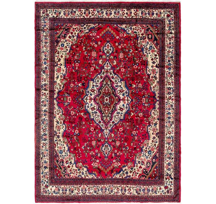 10' 6 x 14' 8 Hamedan Persian Rug