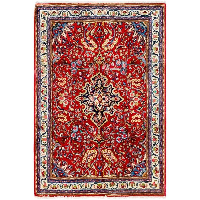 3' 6 x 5' 2 Sharough Persian Rug